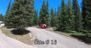 Shepherds Rim Campground