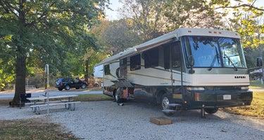COE Harry S Truman Reservoir Bucksaw Campground