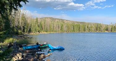 Alexander Lake Backcountry