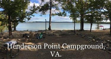 Henderson Point State Rec Area - Kerr Lake