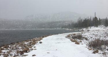 Wall Lake Dispersed Campground