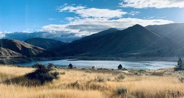 Arrowrock Reservoir Dispersed