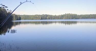 Nicks Lake Campground
