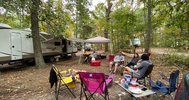 Pilgrim Lake Campground
