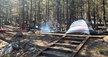 Cascade Campground - San Isabel National Forest