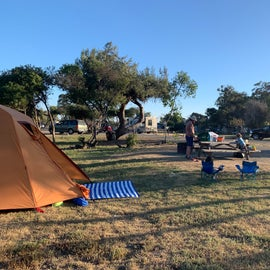 Camp site 48