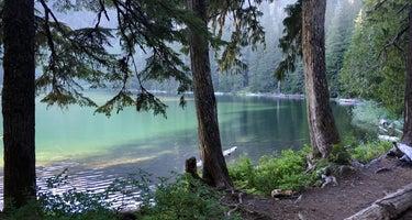Cora Lake Dispersed Camping