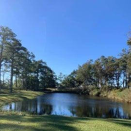 Onsite pond
