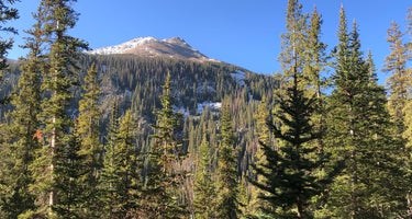 North Cottonwood Trailhead Dispersed Camping