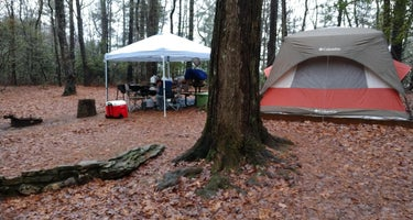 Dockery Lake Campground