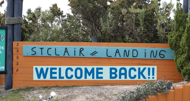 St Clair Landing Family Campground