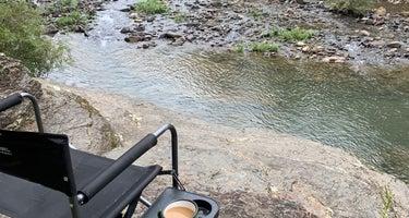 Bayou Bluff Recreation Area Campground