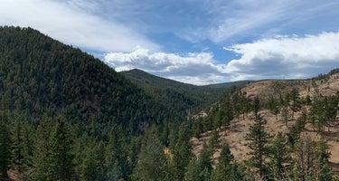 Winiger Ridge at Gross Reservoir