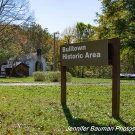 Bulltown Historic Area is definitely worth a visit.