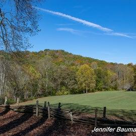 Bulltown Civil War battle field location
