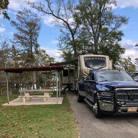 Camp site #18