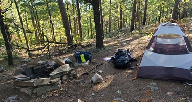 Potato Hill Vista - Dispersed Camping