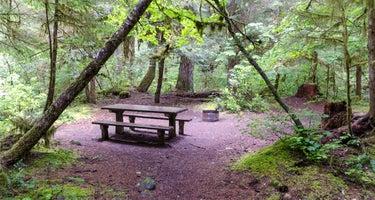 Humbug Campground