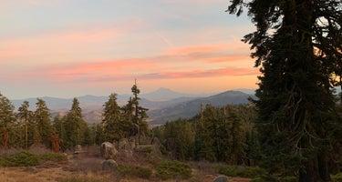 Mount Ashland Campground