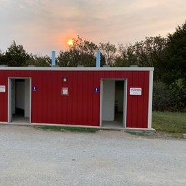 Bathroom / Tornado shelters