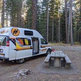 Drive in campsite #2