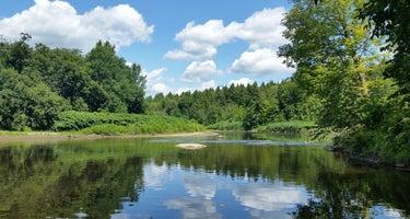 Doe Canoe Camp
