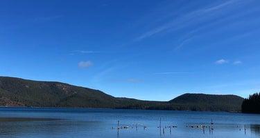 Paulina Lake Lodge Cabins