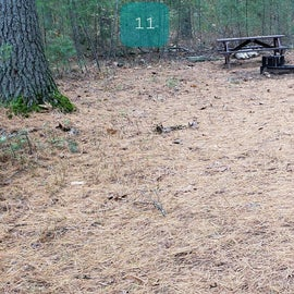 Site 11 Rocky Woods