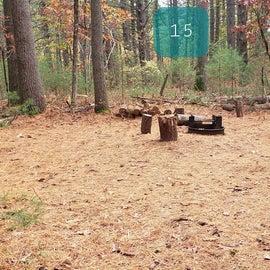 Site 15 Rocky Woods