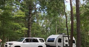 Lake A Willis Robertson Rec Area (Rockbridge County Park)