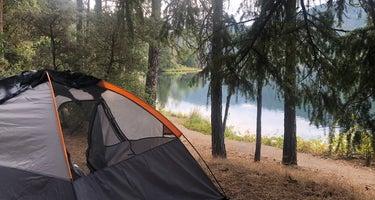Cooper Gulch Campground