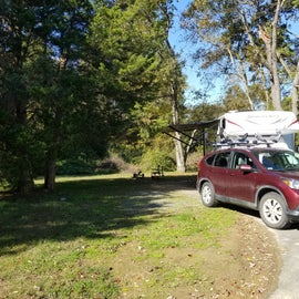 Campground! Front