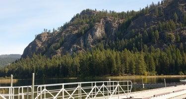 Colville/Pierre Lake