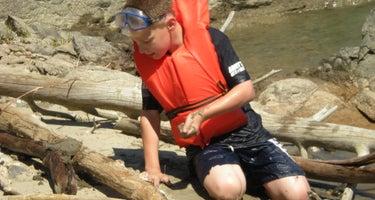 Fort Spokane Campground - Lake Roosevelt National Rec Area