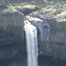 Nearby Palouse Falls