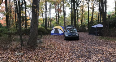 Hickory Run Campground