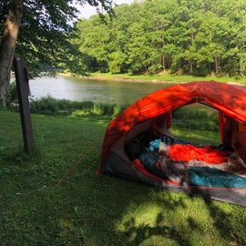Tent Site CR-001