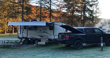 Kooser State Park Campground