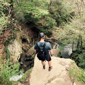 Cheeseman Run to Slippery Rock Creek