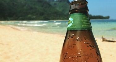 Kauai County Ha'ena Beach Park
