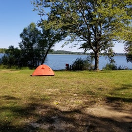 My little tent.