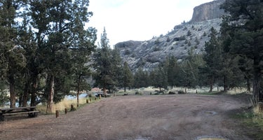 Cobble Rock Campground
