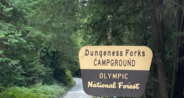 Dungeness Forks Campground