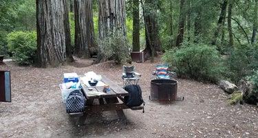 Big Basin Redwoods State Park (Temporarily Closed)