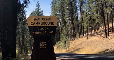 Wolf Creek Industrial Campground