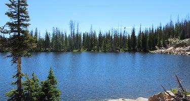 Pyramid Lake Dispersed Camping