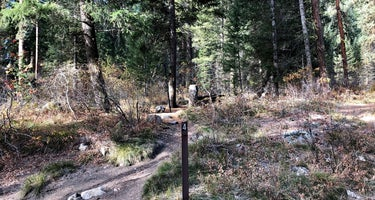 Boise National Forest Bad Bear Campground