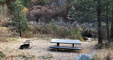 Bad Bear Picnic Area