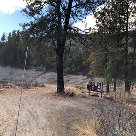 Castle Creek Campsites