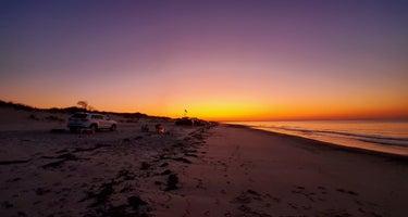 Sandy Neck Beach Park Primitive Campsites